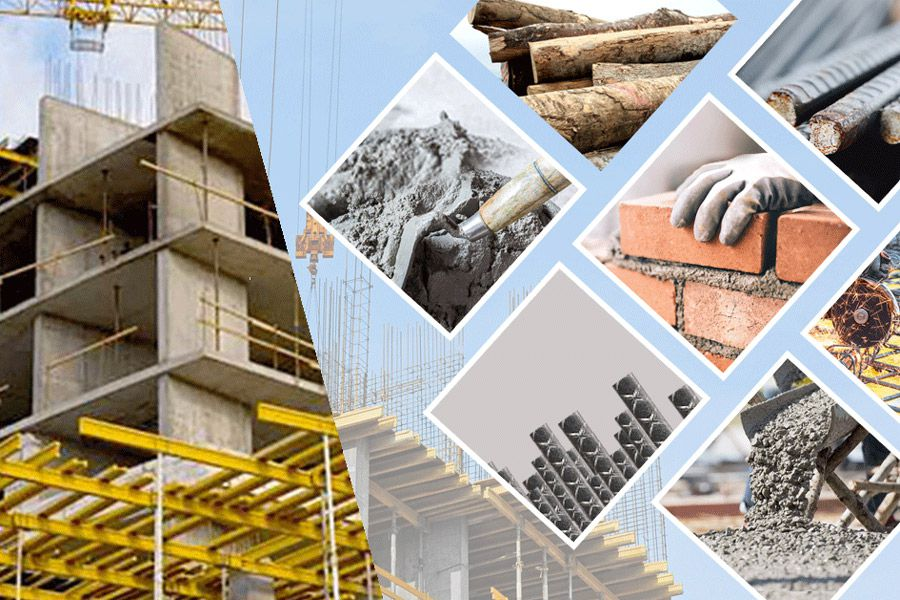 با انواع مهمترین مصالح ساختمانی آشنا شویم