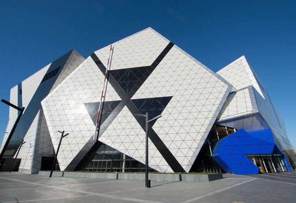 طراحی نمای بیرونی با توجه به کاربری ساختمان