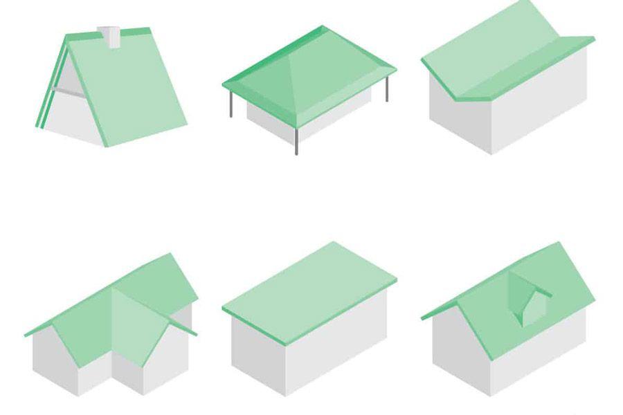 انواع طراحی سقف برای ساختمان ها؛ تحولی در ساخت و ساز