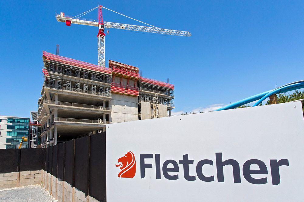 شرکت Fletcher Building