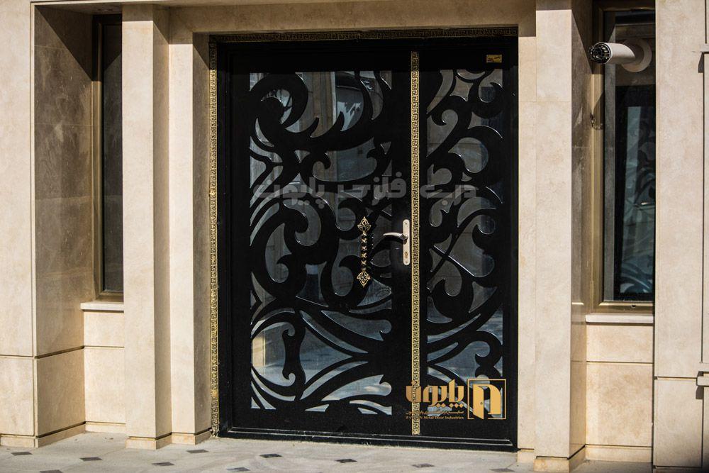 درب ساختمان