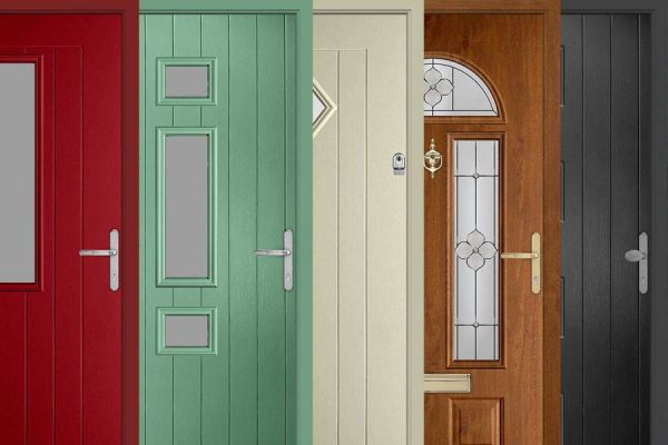 درب های ساختمانی کامپوزیتی از چه ساخته شده اند؟