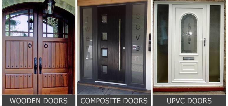 چه تفاوتی میان درب های uPVC و درب های کامپوزیتی وجود دارد و کدام یک برای ساختمان مناسب ترند؟!