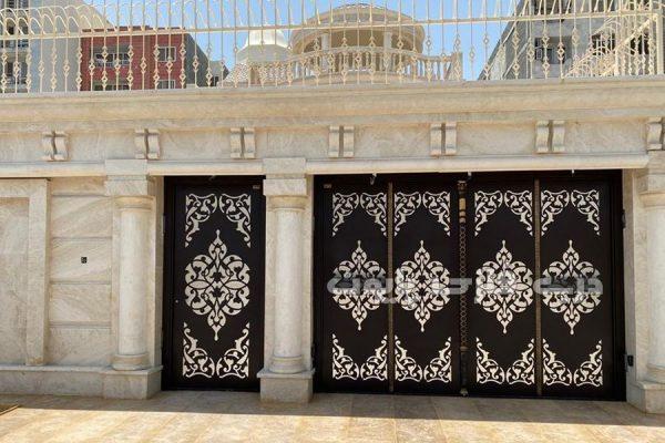عوامل موثر بر هزینه ساخت درب و پنجره آهنی