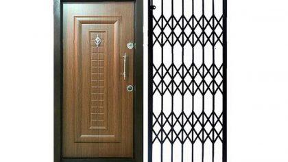 بهترین حفاظ درب آپارتمان برای جلوگیری از سرقتبهترین حفاظ درب آپارتمان برای جلوگیری از سرقت