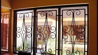 حفاظ و نرده پنجره