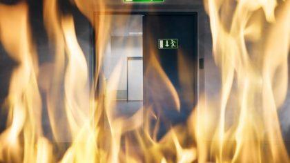مشخصات درب ضدحریق، مورد تایید سازمان آتشنشانی